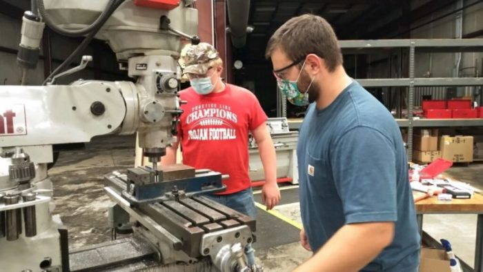 Johnson College in Conjunction with Don's Machine Shop are Now Enrolling Students in CNC Machining Training in Luzerne County