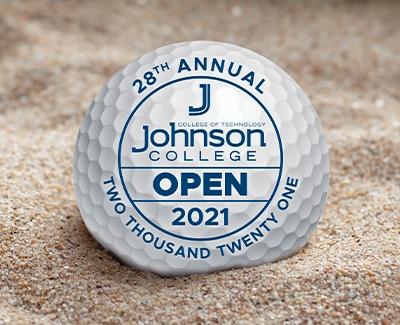 28th Annual Johnson College Open Logo